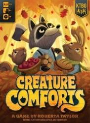 Creature Comforts spel doos box Spellenbunker.nl
