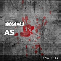 Crimibox: Dossier As spel doos box Spellenbunker.nl
