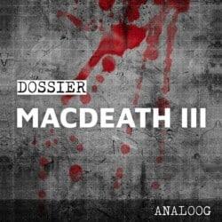 Crimibox: Dossier Macdeath – Episode III spel doos box Spellenbunker.nl