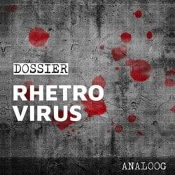 Crimibox: Dossier Rhetro Virus spel doos box Spellenbunker.nl