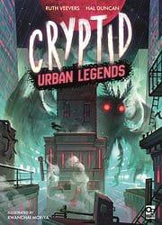 Cryptid: Urban Legends spel doos box Spellenbunker.nl