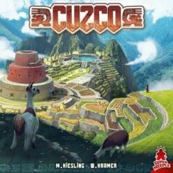 Cuzco spel doos box Spellenbunker.nl