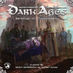 Dark Ages: Heritage of Charlemagne spel doos box Spellenbunker.nl