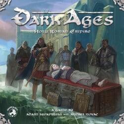 Dark Ages: Holy Roman Empire spel doos box Spellenbunker.nl