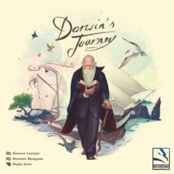 Darwin's Journey spel doos box Spellenbunker.nl