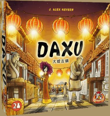 Daxy Kaartspel White Goblin Games