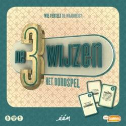 De 3 Wijzen spel doos box Spellenbunker.nl