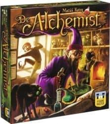 De Alchemist Bordspel