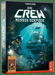 De Crew- Missie Diepzee Kaartspel 999 Games