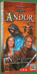 De Legenden van Andor- Nieuwe Helden Uitbreiding 999 Games