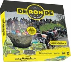 De Ronde van Vlaanderen spel doos box Spellenbunker.nl