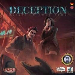 Deception: Murder in Hong Kong spel doos box Spellenbunker.nl
