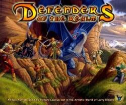 Defenders of the Realm spel doos box Spellenbunker.nl