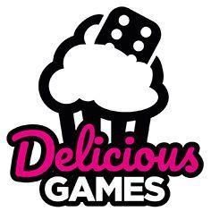 Delicious Games Logo