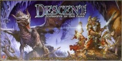 Descent: Journeys in the Dark spel doos box Spellenbunker.nl