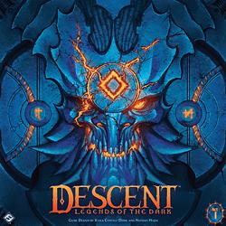 Descent: Legends of the Dark spel doos box Spellenbunker.nl