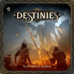Destinies spel doos box Spellenbunker.nl