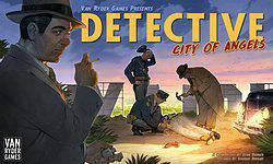 Detective: City of Angels spel doos box Spellenbunker.nl