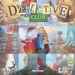 Detective Club spel doos box Spellenbunker.nl