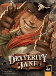 Dexterity Jane spel doos box Spellenbunker.nl