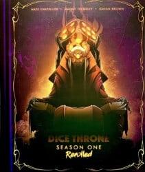 Dice Throne: Season One ReRolled spel doos box Spellenbunker.nl