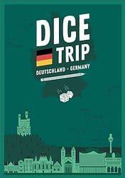 Dice Trip: Deutschland spel doos box Spellenbunker.nl