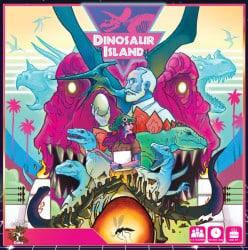 Dinosaur Island Bordspel