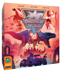 Dinosaur World Bordspel Pandasaurus Games