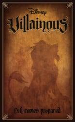 Disney Villainous: Evil Comes Prepared spel doos box Spellenbunker.nl