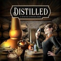 Distilled spel doos box Spellenbunker.nl