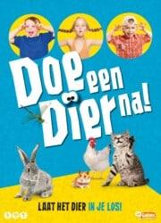 Doe een dier na spel doos box Spellenbunker.nl
