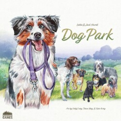 Dog Park spel doos box Spellenbunker.nl