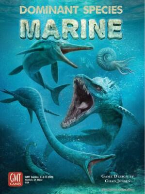Dominant Species: Marine spel doos box Spellenbunker.nl