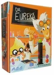 Dr. Eureka BLue Orange GAmes