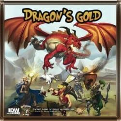 Dragon's Gold spel doos box Spellenbunker.nl