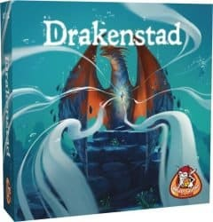 Drakenstad Bordspel White Goblin Games