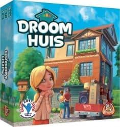 Droomhuis Bordspel