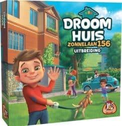 Droomhuis - Zonnelaan 156 Bordspel Uitbreiding