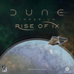 Dune: Imperium – Rise of Ix spel doos box Spellenbunker.nl