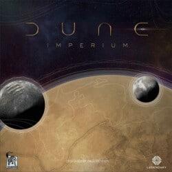 Dune: Imperium spel doos box Spellenbunker.nl