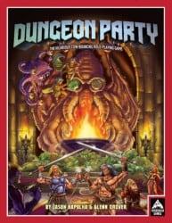 Dungeon Party spel doos box Spellenbunker.nl