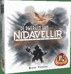 Dwergen van Nidavellir Kaartspel White Goblin Games