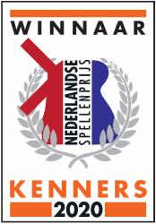 Winnaar Nederlandse Spellenprijs 2020 Kennersprijs