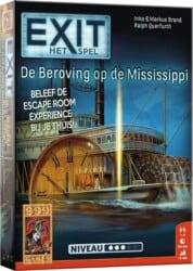 EXIT- De Beroving op de Mississippi 999 Games