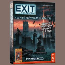 EXIT- Het Kerkhof Van De Duisternis Escape Room 999 Games