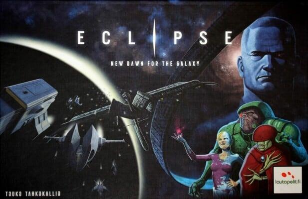 Eclipse spel doos box Spellenbunker.nl