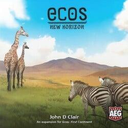 Ecos: New Horizon spel doos box Spellenbunker.nl