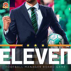 Eleven: Football Manager Board Game spel doos box Spellenbunker.nl