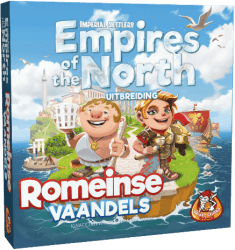 Empires of the North - Romeinse Vaandels Uitbreiding bordspel White Goblin Games