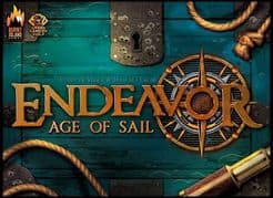 Endeavor- Age of Sail Bordspel